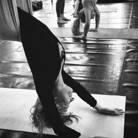Aerial Yoga dansstudio linda leeuwarden